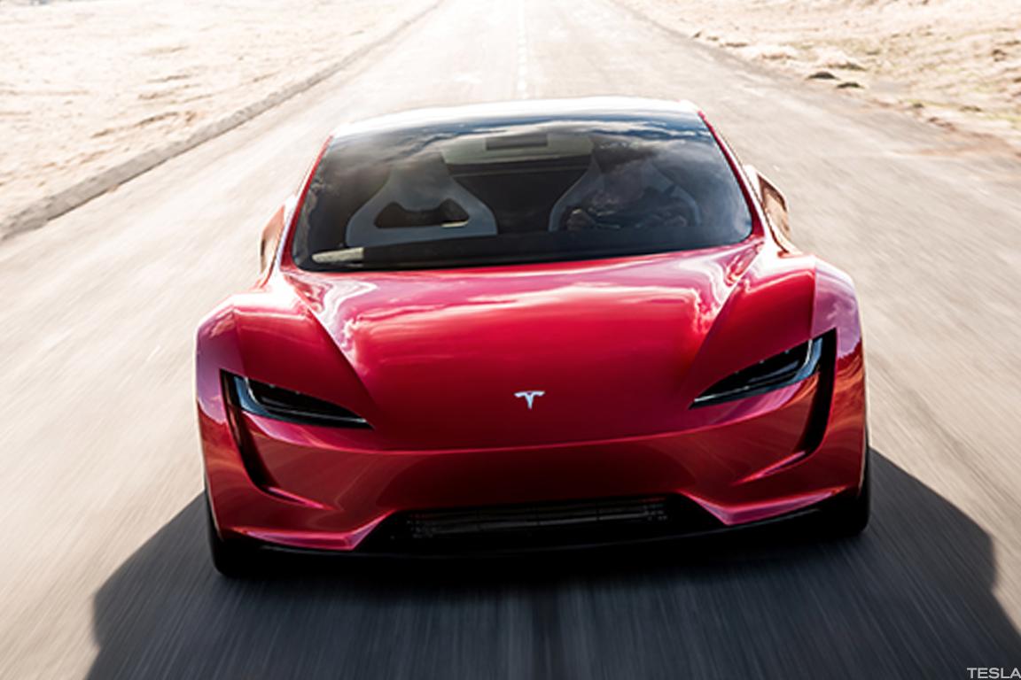 Sorry Ferrari, But Tesla's New $250,000 Roadster Just