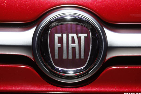 Fiat Chrysler (FCAU) Stock Falls in After-Hours Trading on Vehicle Recall - TheStreet