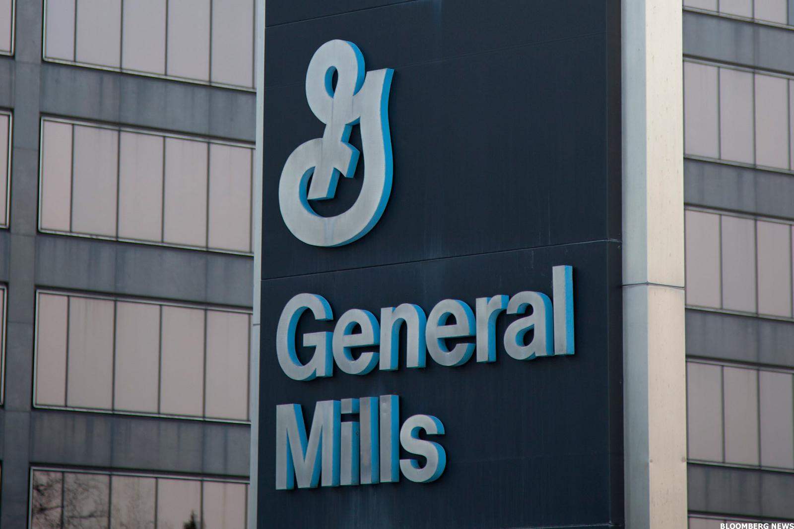 General mills stock options