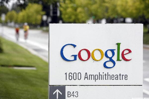 Google HQ.