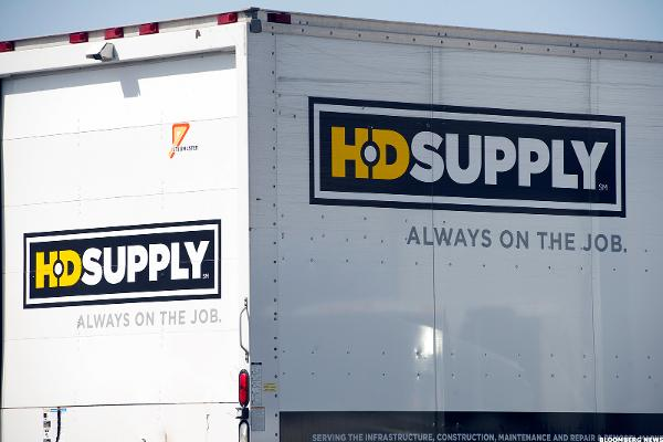 Hd supply stock options