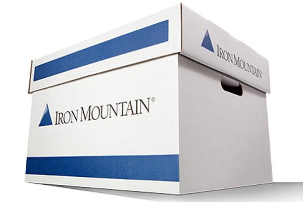 Iron mountain stock options