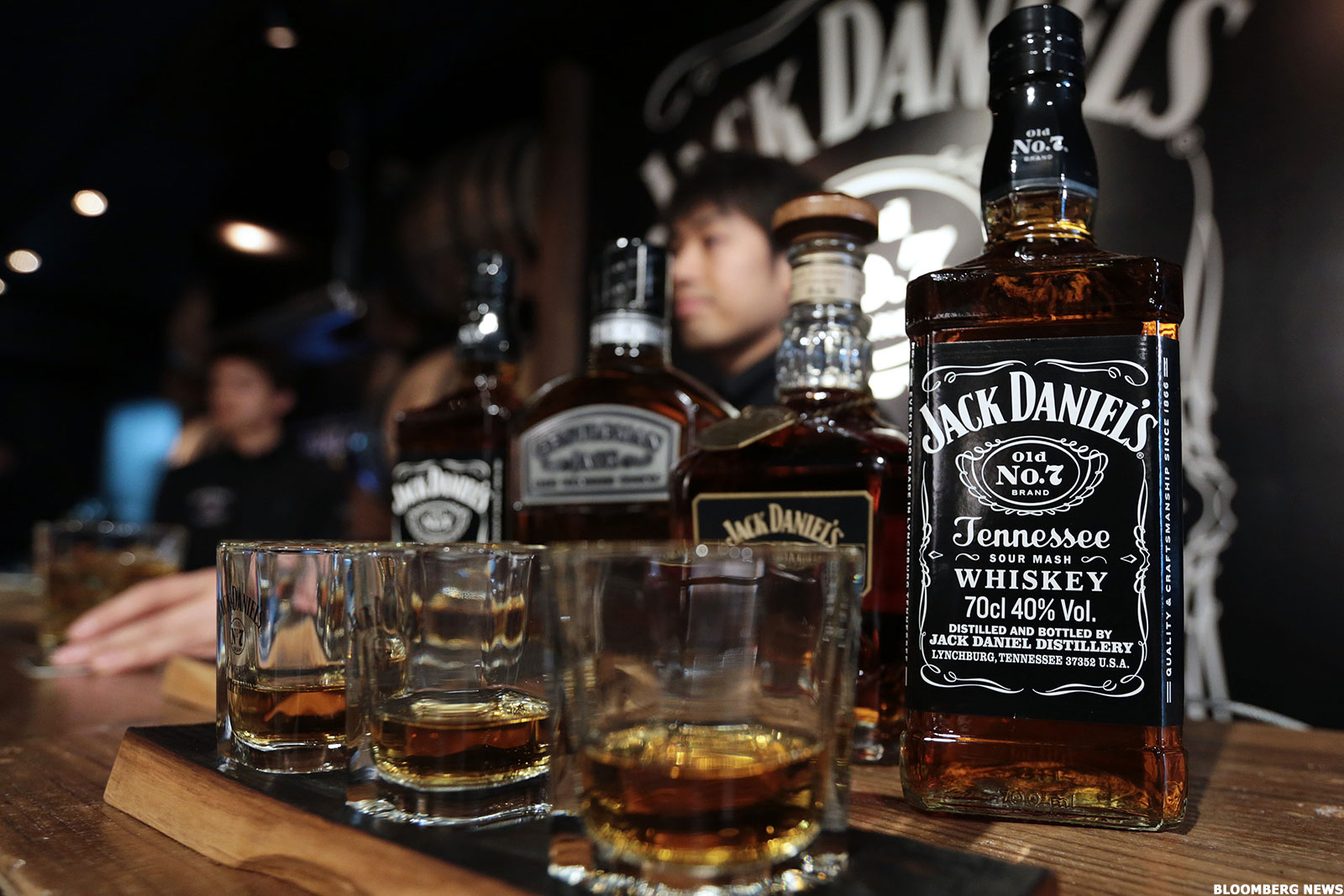 Looking for a recession proof stock jack daniel s will get you through thestreet