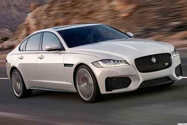 12 Best Luxury Midsize Cars For The Money In 2019: Jaguar XF: The All-New Midsize Luxury Sedan Alternative