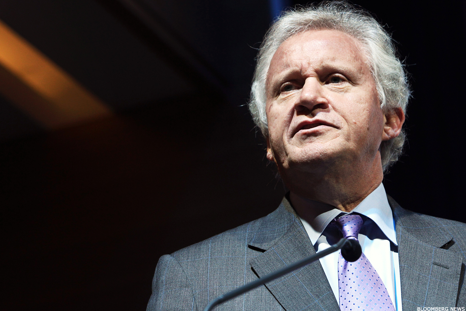Why Former General Electric Ceo Jeff Immelt Is A Great Fit For