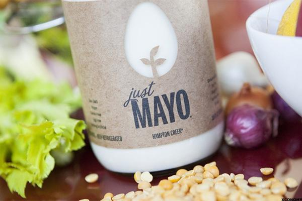 Hot Vegan Company Sold a Lot of Mayo-to Itself
