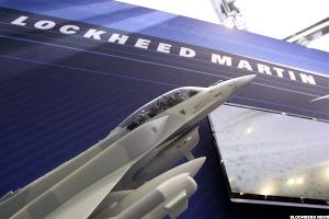 Jim Cramer -- Lockheed Martin Shows Defense Business Getting Stronger