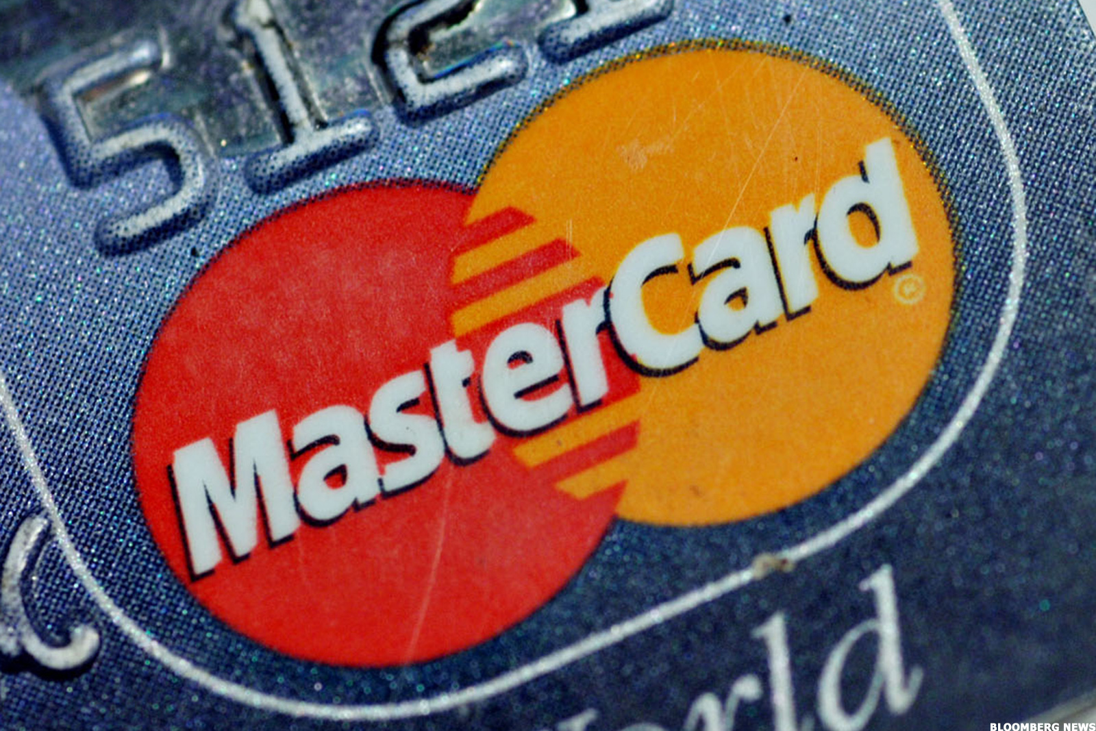 Credit Report Companies >> How Much Is a New Company Logo Worth? MasterCard (MC ...