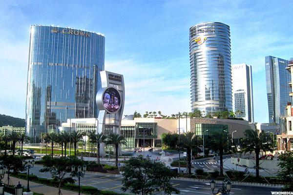 Crown casino revenue 2018