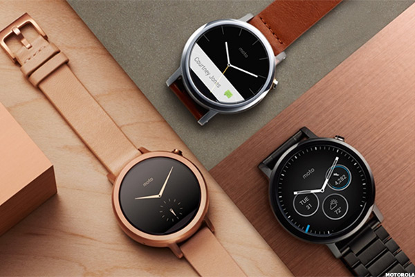 5577f7ca38a Moto 360 Smartwatch -- Classy and Refined - TheStreet