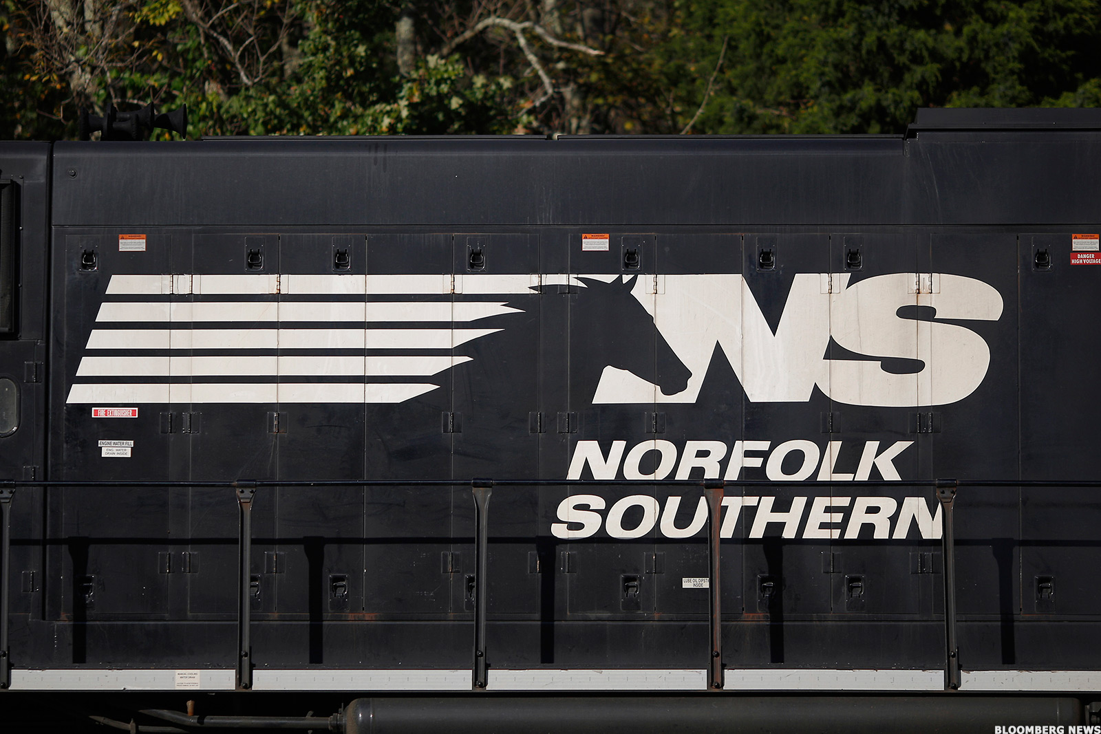 Norfolk Southern Union Pacific And Csx Jim Cramers Views Thestreet