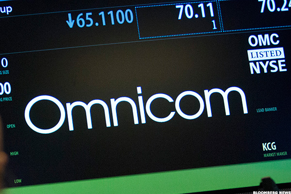 Omnicom Stock Down Despite Beating Earnings Estimates ... Omnicom Shares