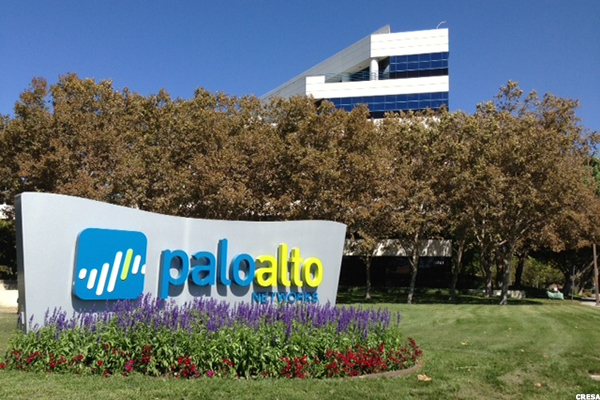 Palo Alto Networks' Soft Guidance: Cisco May Be Partly to Blame - TheStreet