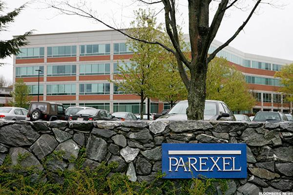 PAREXEL International Corporation (NASDAQ:PRXL) Chalking Up Volume in Session