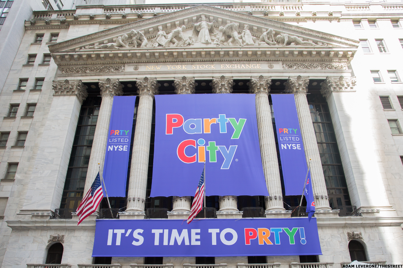 U0026 39 Party City  Prty  Is A Pillar Of Business U0026 39  Ceo Harrison