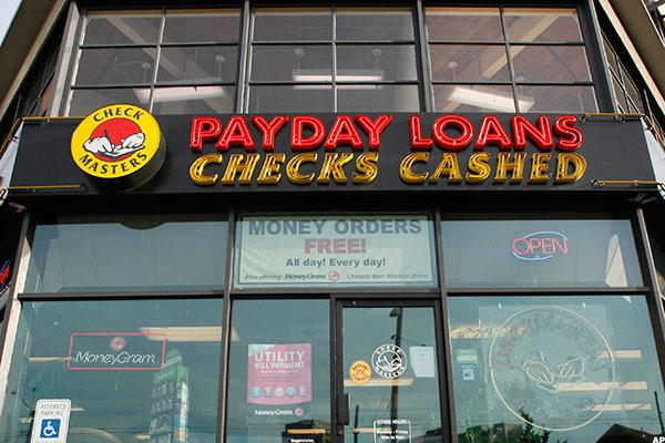 Problems With Payday Loans