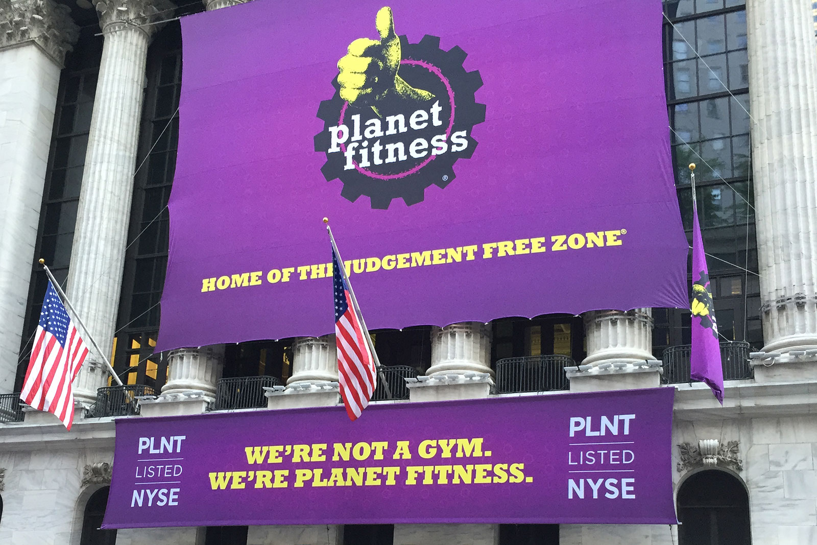 Heres why planet fitness plnt stock plunged today thestreet buycottarizona Choice Image