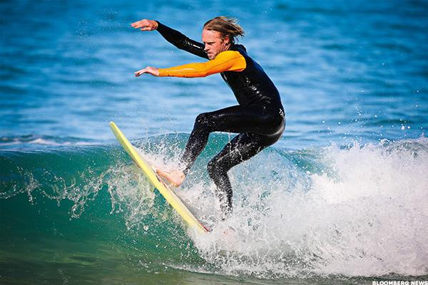 California's Mavericks Surf Event Wipes Out Into Bankruptcy