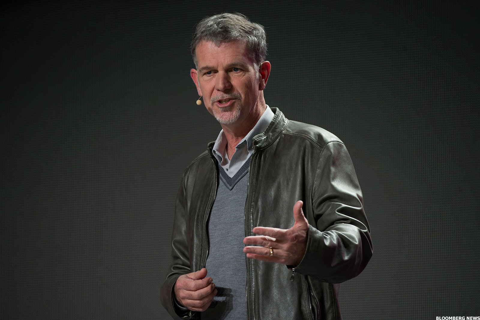 Why Netflix CEO Reed Hastings Is a Genius