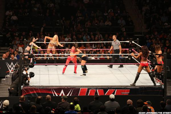 WWE Enters the Ring in China With Its Own Streaming Channel