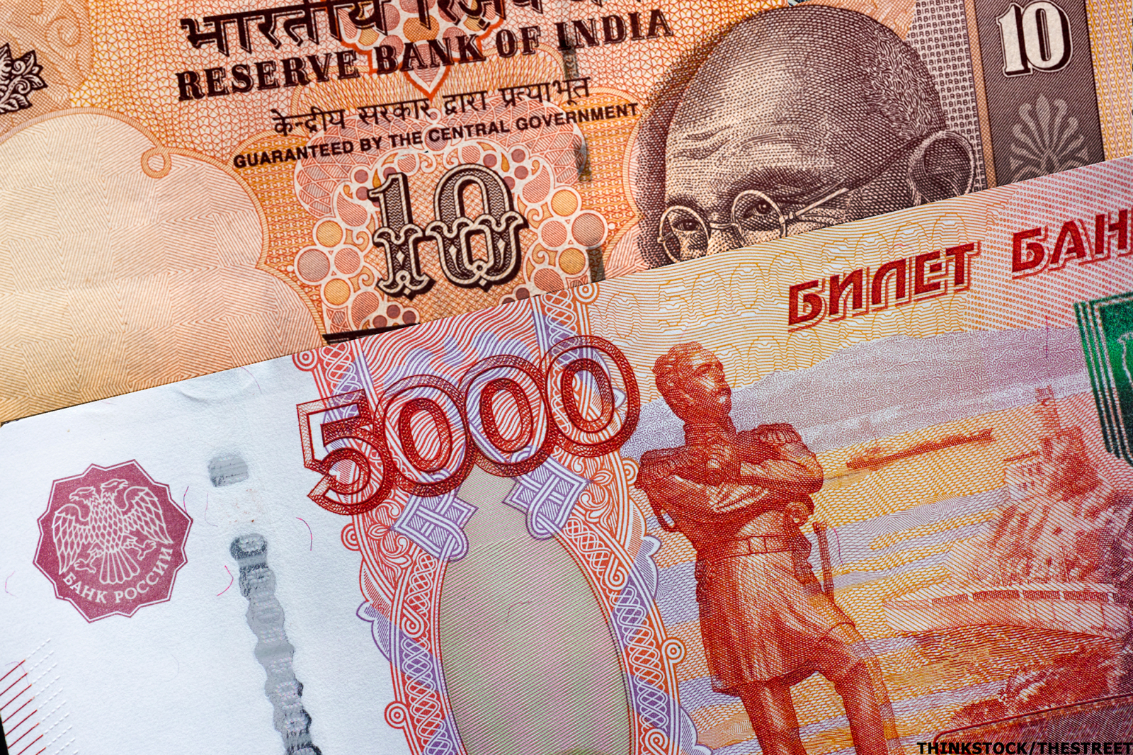 Indian Rupee Russian Ruble Are Better Bets Than Euro Yen Or Gold