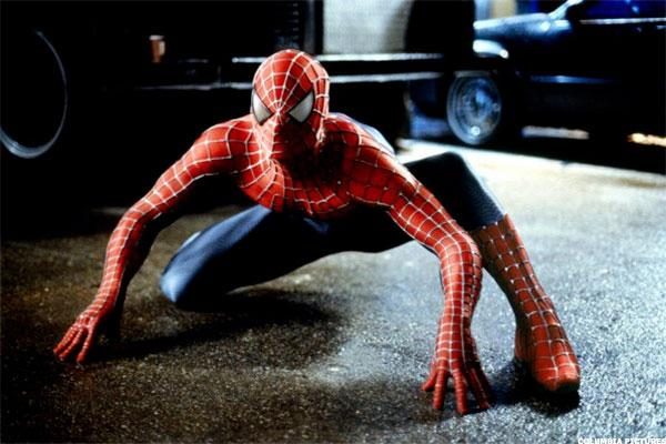 Spider-Man' slings $117 million debut and Sony rejoices