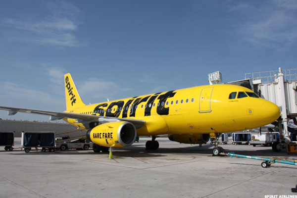 Spirit airlines save stock pops on q2 earnings beat for Spirit airlines new york