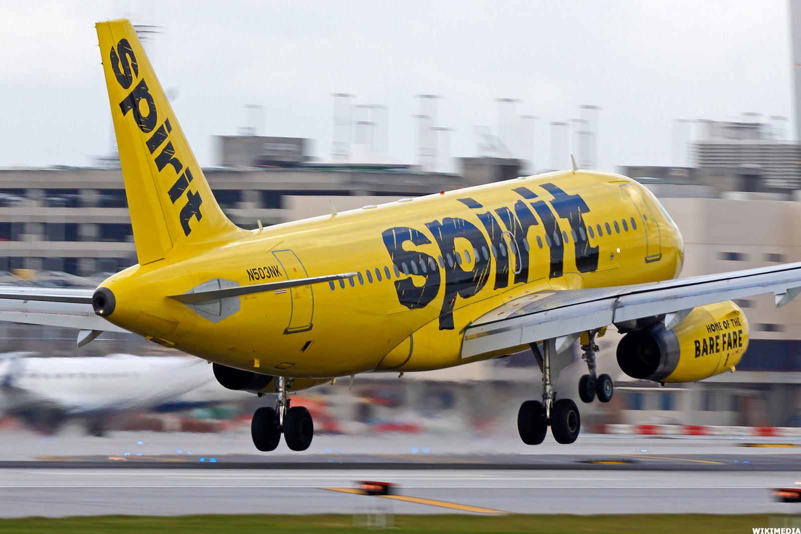 Spirit airlines save stock down deutsche bank drops for Spirit airlines new york