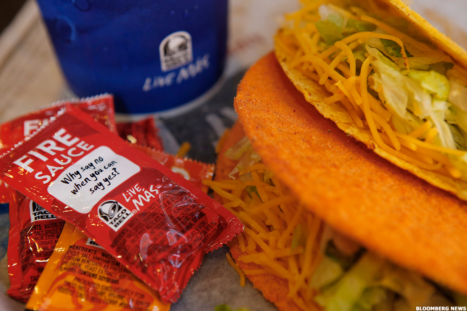 Yum Brands Yum May Benefit From Bringing Taco Bell Staples To