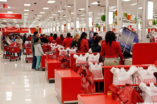 Target Seeks to Hire a Record 100000 Temporary Holiday Workers