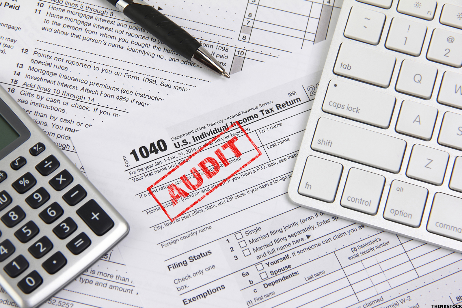 Top 15 Red Flags Triggering an IRS Tax Audit - TheStreet