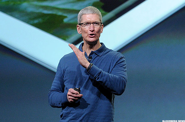 Apple CEO Tim Cook: Our Products 'Aren't for the Rich'