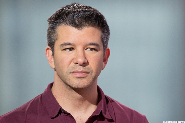 Uber's key CEO candidate backs out at the last minute