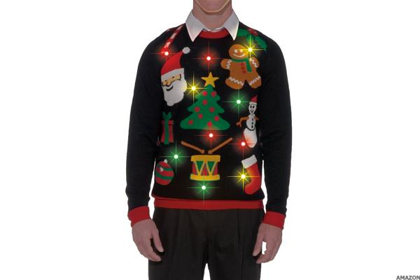 16 Hilarious 'Ugly' Holiday Sweaters You Can Actually Buy on Amazon