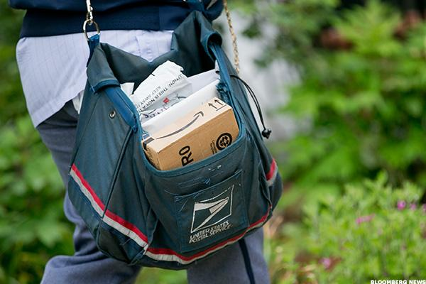 Postal Service Loss Widens To Over $2 Billion As Revenue Declines
