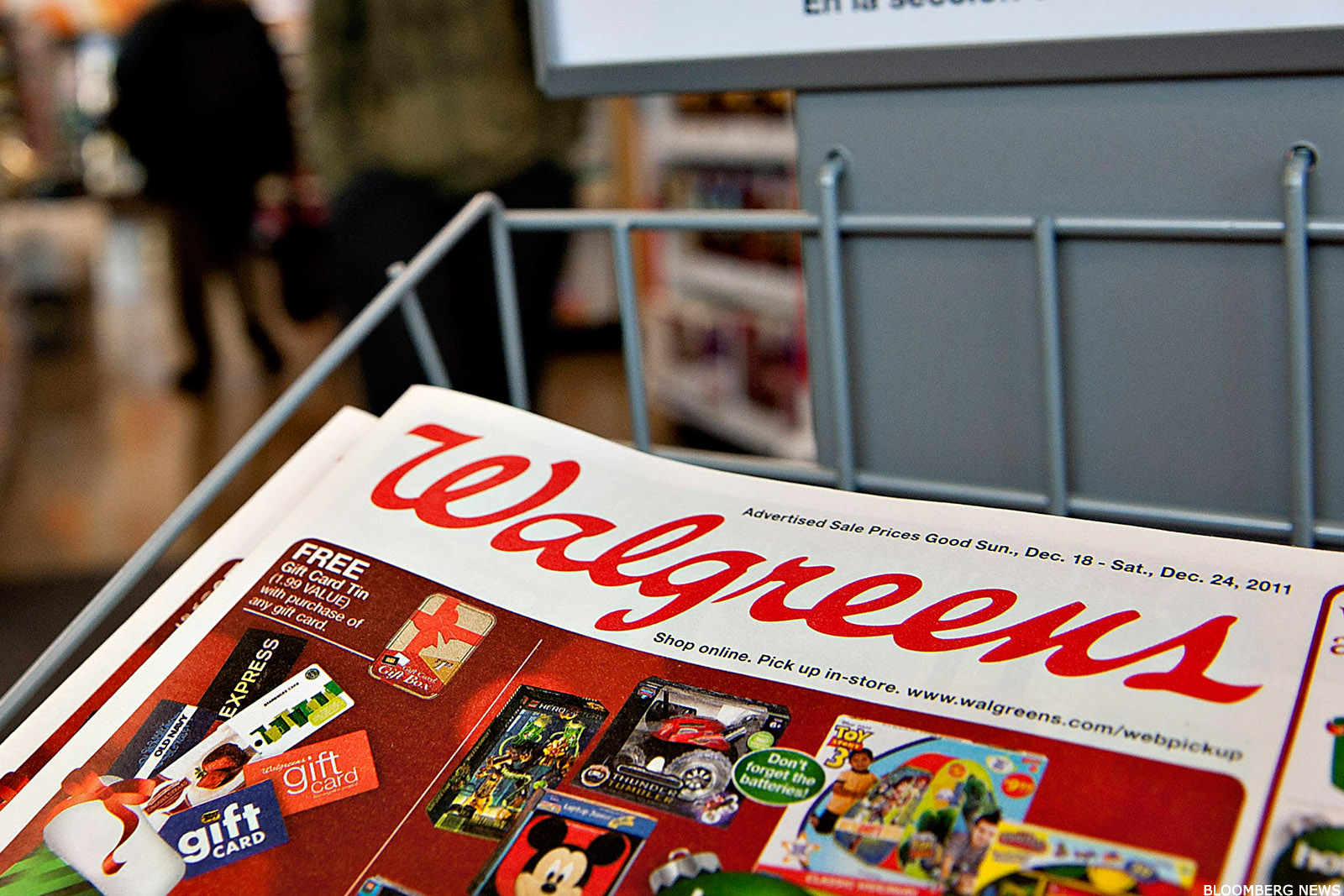 Walgreens Stock Quote Walgreens Isn't Out Of The Weeds Yet Even After Earnings Beat