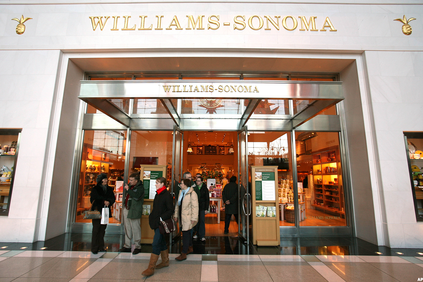 william sonoma Shop williams-sonoma in columbia, md at the mall in columbia for over 45  years, williams-sonoma stores have been shaping how people think about and.