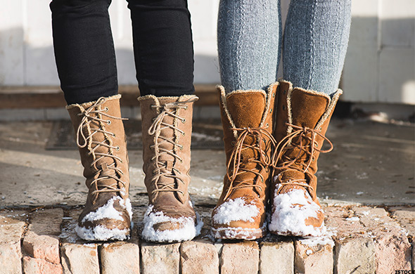 Model The 2013 Guide To Winter Boots For Women  Shoes Canada