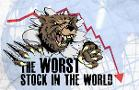 Which Is the Worst Stock in the World? Here's the List So Far