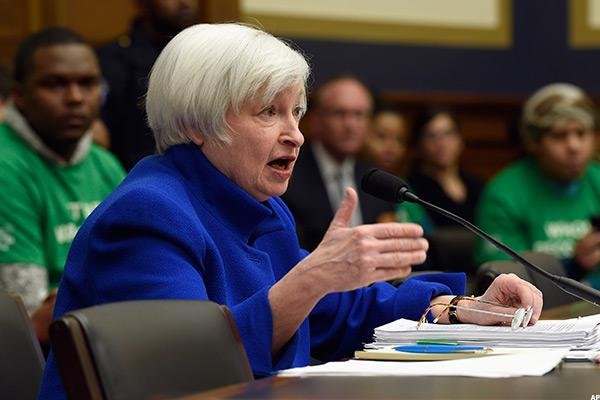 Negative Interest Rates Are Even a Federal Reserve Concern Now