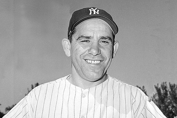 Yogi Berra S 14 Great Yogi Isms To Apply In Life And The Business World Thestreet