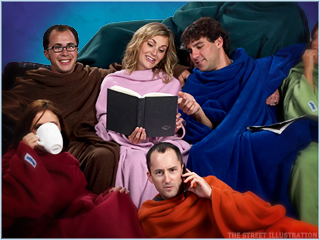 Snuggie Cashes In Where Others Failed