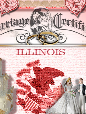 <b>8th Lowest Divorce Rate: Illinois</b>
