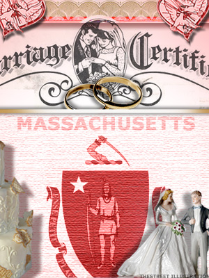 <b>4th Lowest Divorce Rate: Massachusetts (Tie)</b>