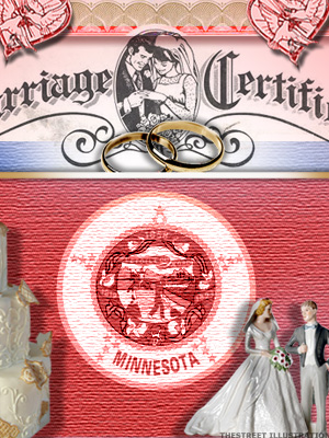 <b>10th Lowest Divorce Rate: Minnesota</b>