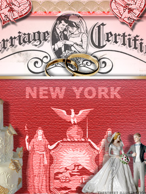 <b>3rd Lowest Divorce Rate: New York</b>