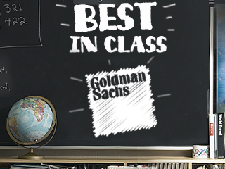 Best in Class: Goldman's Humility Is a Strength