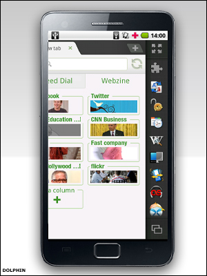 Android built in apps