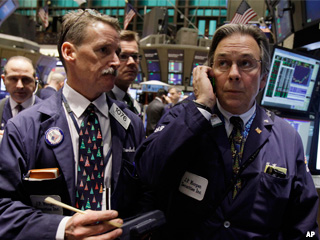 Stock Futures Dip on Spain Rating Warning