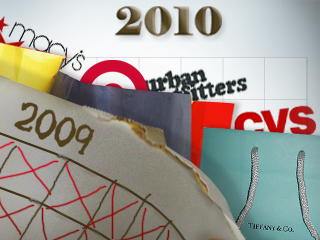 Five Retail Stocks to Watch in 2010